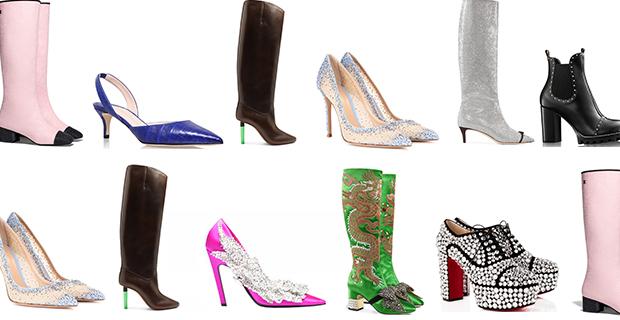 9 duurste schoenen