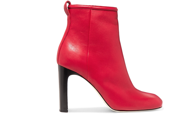 Rag and Bone Ellis red