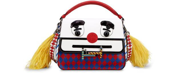 Tod's Circus x Anna Dello Russo bag