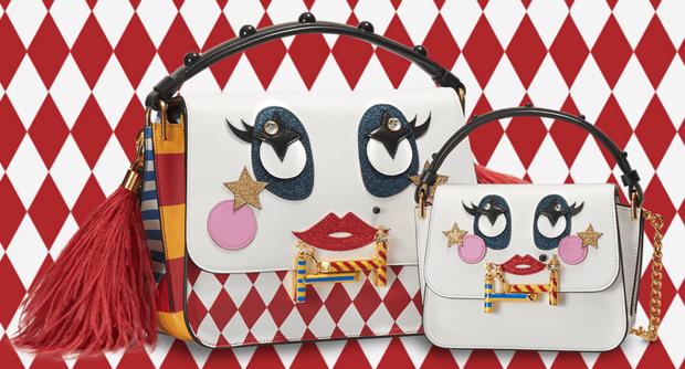 Tod's Circus x Anna Dello Russo collection