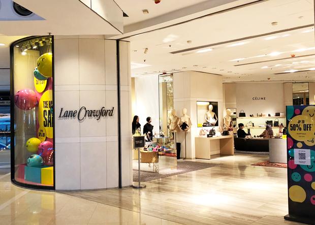 Lane Crawford Hongkong