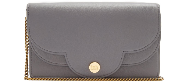 See by Chloé envelope grey