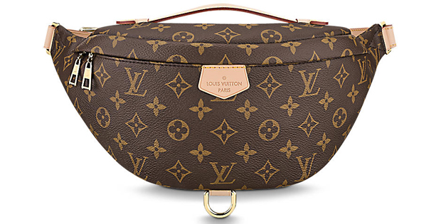 Louis Vuitton bumbag heuptasje monogram