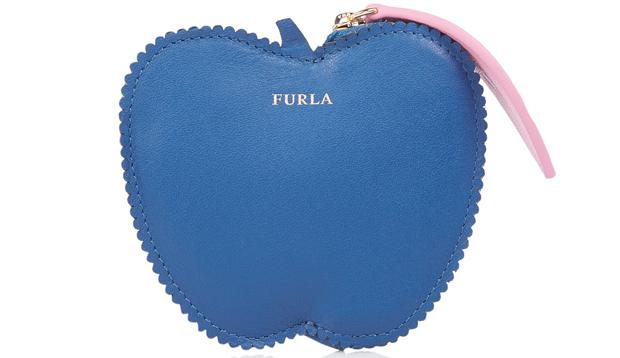 Furla Golosa appel blauw