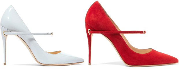 Jennifer Chamandi Lorenzo pumps