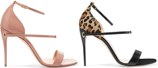 Jennifer Chamandi Rolando pumps