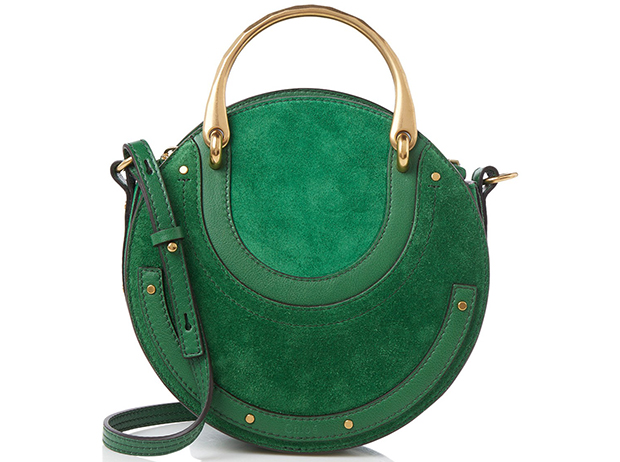 Chloé Pixie small green