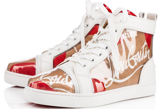 Christian Louboutin Louis sneakers kraft