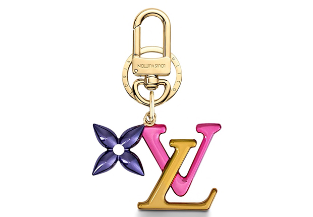 Louis Vuitton New Wave chain bag charm