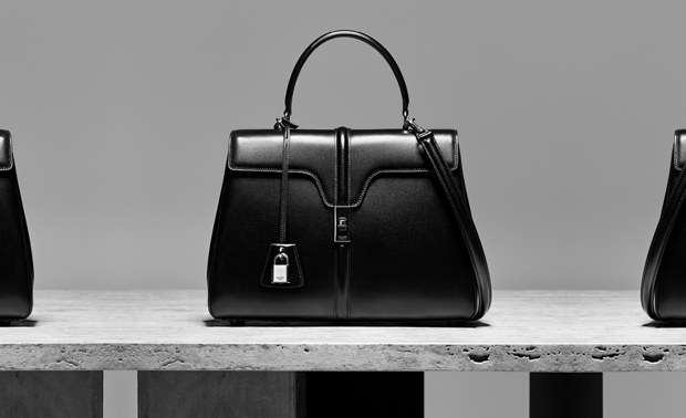 celine sac 16 large black