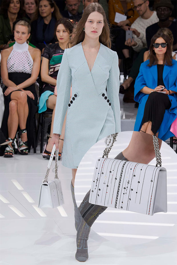 Dior tassen lente 2015