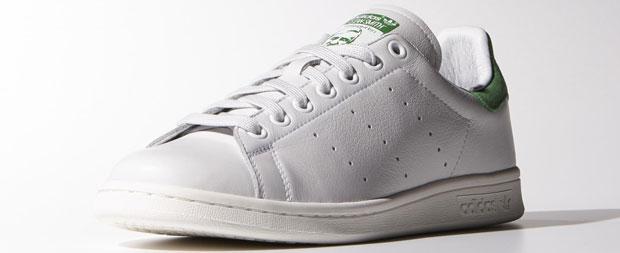 Adidas Stan Smith sneakers detail