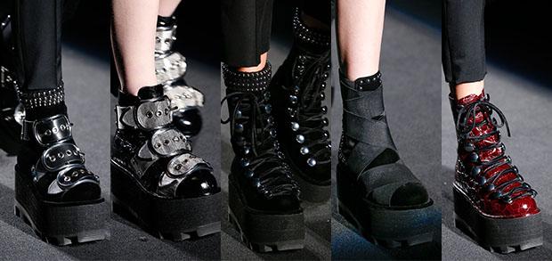Alexander Wang fw 15 shoes