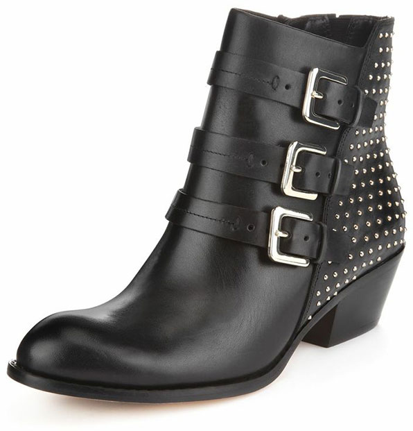 Wishlist Wednesday: Autograph studded booties The Bag Hoarder