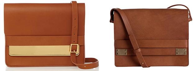 Bag vs. Bag Sophie Hulme Pieces