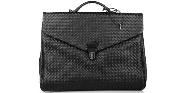 Bottega Veneta Bennet business black