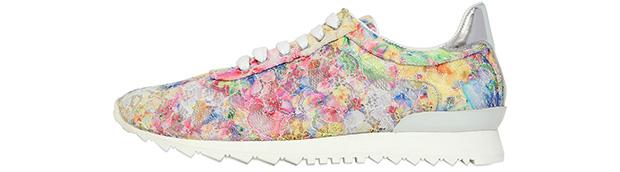 Casadei sneakers pastel