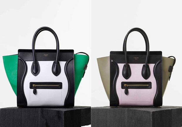 Celine mini luggage 2015