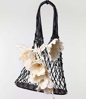 Céline collectie winter 2015 net bag calfskin