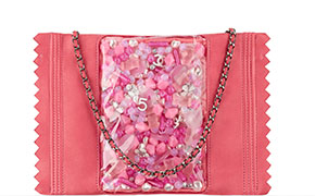 Chanel tassen fall 2014 candy bag wrap