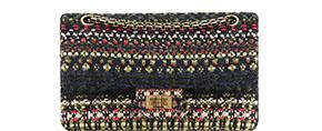 Chanel Paris Salzburg classic flap 2.55 tweed
