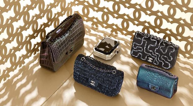 Chanel cruise Dubai collectie