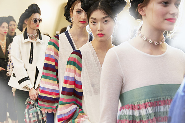 Chanel Cruise 2016 Seoul collection
