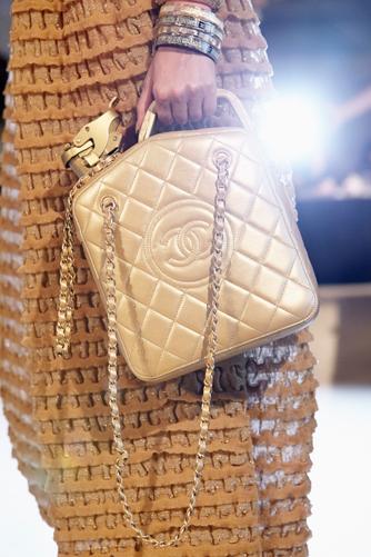 Chanel Cruise Dubai jerrycan bag resort 2014