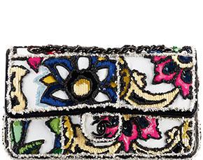 Chanel Cruise Dubai classic flap embellished