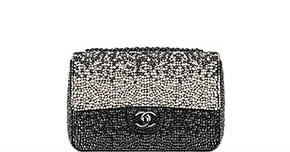 Chanel pre-fall tassen classic flap embellished