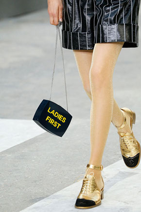Chanel ladies first 2015