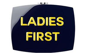 Chanel minaudiere clutch ladies first