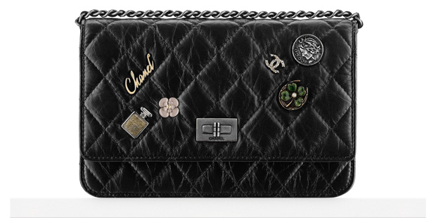 Chanel WOC 2.55 reissue embellished