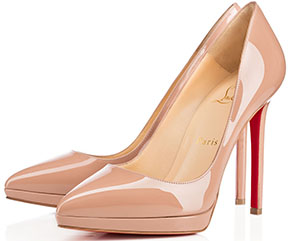 Christian Louboutin Pigalle Plato 120