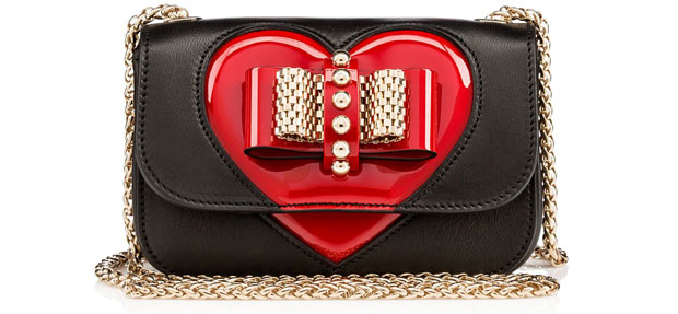 Christian Louboutin Sweet Charity heart