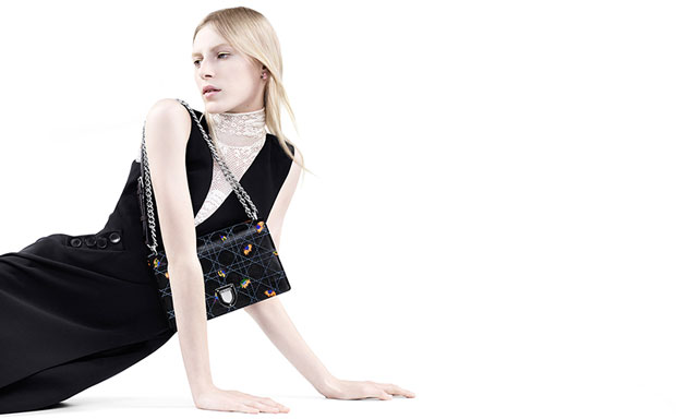 Dior Diorama tas header