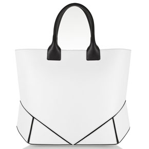 Givenchy easy tote white
