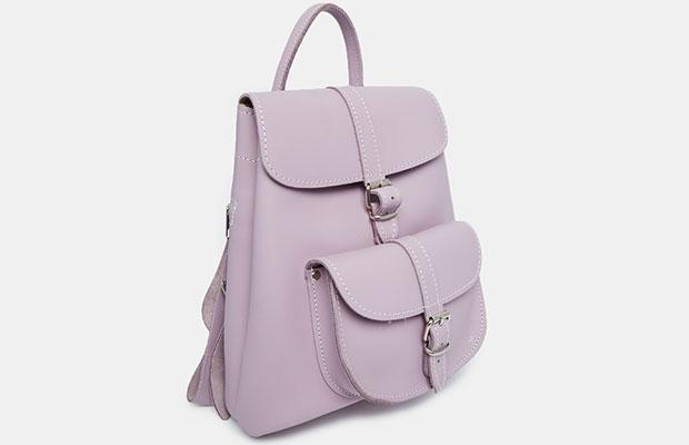 Grafea mini backpack lilac