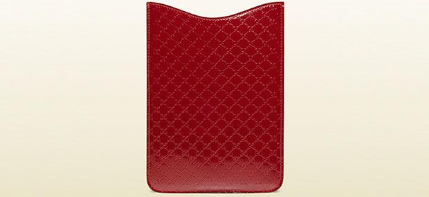 Gucci Microguccissima iPad cover