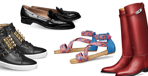 Hermès schoenen The Bag Hoarder