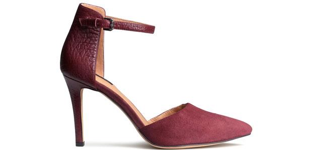 Bordeaux-rouge Chaussures De Céline GUTycX