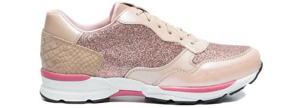 Invito roze sneakers