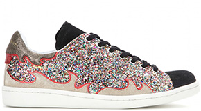 Isabel Marant Gilly glitter sneakers