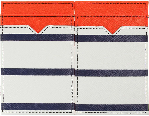 J. Crew Kiki wallet cards
