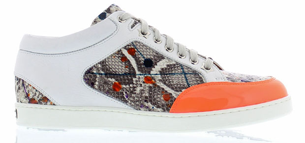 Jimmy Choo miami pollok sneakers