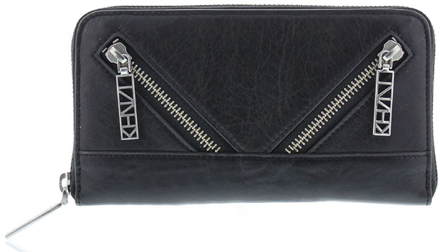 Kenzo Kalifornia wallet black
