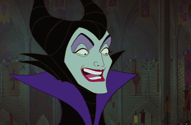 Maleficent Chiara Ferragni loafers