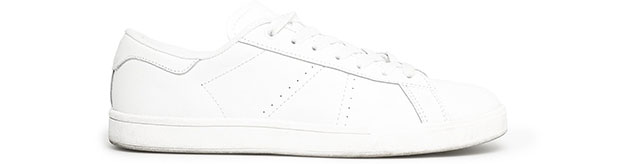 Mango sneakers wit