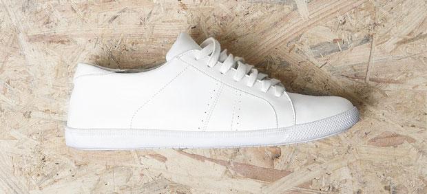 Mango witte sneakers
