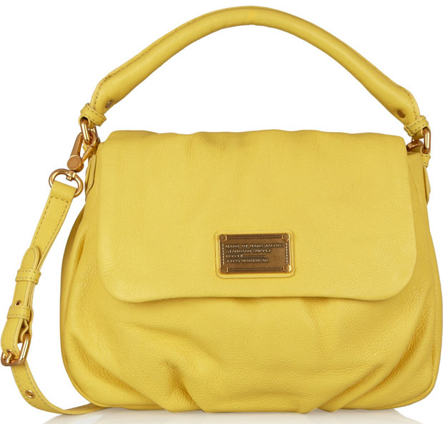 Marc by Marc Jacobs Classic Q Lil Ukita geel